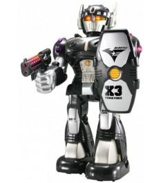 Детский робот-воин чёрный Hap-p-Kid 3570T