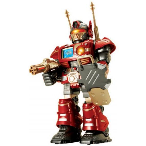 Робот сержант на радиоуправлении Hap-p-Kid 4003T
