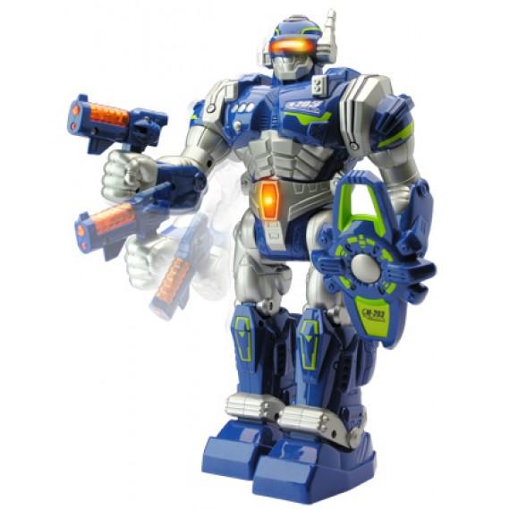 Робот экстремальный воин на радиоуправлении Hap-p-Kid 4006T