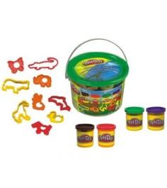 Детский пластилин play doh набор тематический 23414186
