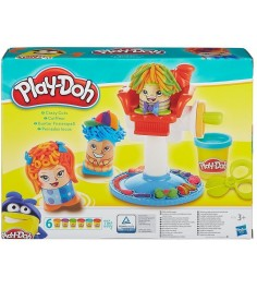 Игровой набор пластилина Hasbro Play Doh Сумасшедшие прически B1155
