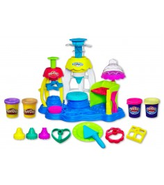 Детский пластилин Play Doh Фабрика пирожных A0318