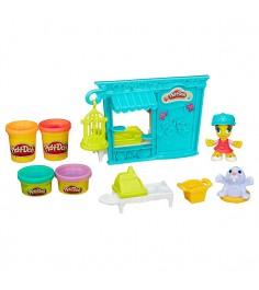 Детский пластилин Play Doh Город Магазинчик домашних питомцев B3418