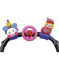 Счастливое трио розовый Ks kids KA581