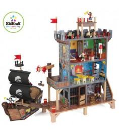 Игровой набор Kidkraft пиратский форт 63284_KE