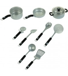 Большой набор игрушечной посуды Klein WMF 9428