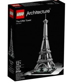 Конструктор Lego Architecture Эйфелева башня 21019