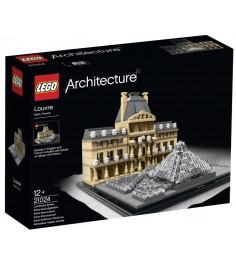 Конструктор Lego Architecture Лувр 21024