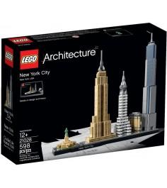 Конструктор Lego Architecture Нью-Йорк 21028
