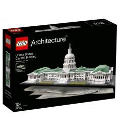 Конструктор Lego Architecture Капитолий США 21030
