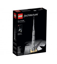 Конструктор Lego Architecture Бурдж-Халифа 21031