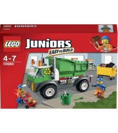 Lego Juniors Мусоровоз 10680