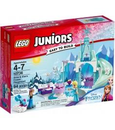 Lego Игровая площадка Эльзы и Анны 10736