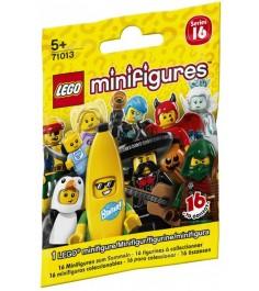 Игрушка Lego Minifigures Минифигурки серия 16 71013