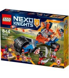 Lego Nexo Knights Молниеносная машина Мэйси 70319