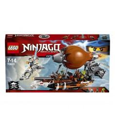 Lego Ninjago Дирижабль штурмовик 70603