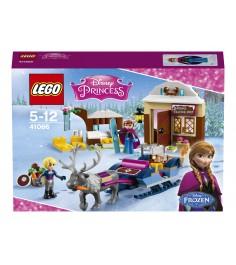 Lego Princess Анна и Кристоф прогулка на санях 41066