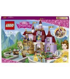 Lego Princess Заколдованный замок Белль 41067