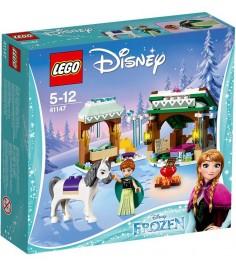 Lego Princess Зимние приключения Анны 41147