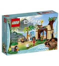 Lego Princess Приключения Моаны на затерянном острове 41149