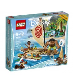 Lego Princess Путешествие Моаны через океан 41150