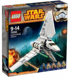 Lego Star Wars Имперский шаттл Тайдириум 75094