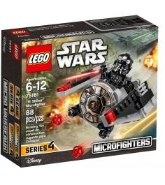 Lego Star Wars Микроистребитель штурмовик TIE 75161