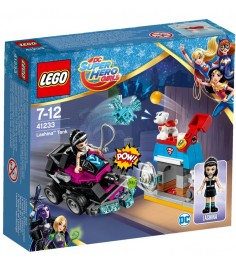 Lego DC Super Hero Girls Танк Лашины 41233