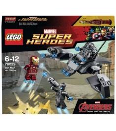 Lego Super Heroes Железный человек против Ультрона 76029