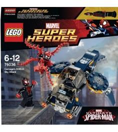 Lego Super Heroes Воздушная атака Карнажа 76036