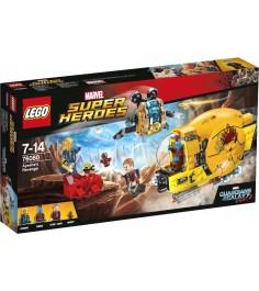 Lego Super Heroes Месть Аиши 76080