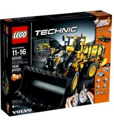 Lego Technic Автопогрузчик VOLVO L350F 42030