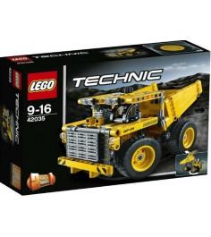 Lego Super Technic Карьерный грузовик 42035