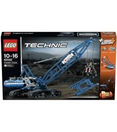 Lego Technic Гусеничный кран 42042