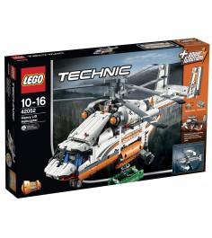 Lego Technic LEGO TECHNIC Грузовой вертолет 42052