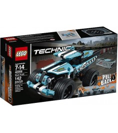 Лего Трюковой грузовик 42059