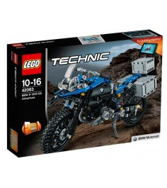 Lego Приключения на BMW R 1200 GS 42063