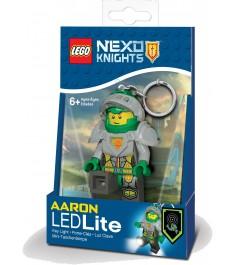 Брелок-фонарик Lego Nexo Knights Aaron LGL-KE98