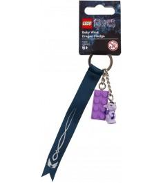 Брелок для ключей Lego Дракончик Фледж
