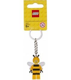 Брелок для ключей Lego Пчелка