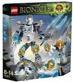 Lego Bionicle Копака и Мелум Объединение Льда 71311