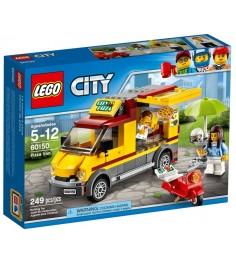 Lego City Great Vehicles Фургон пиццерия 60150