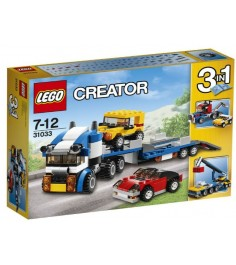 Lego Creator Автотранспортер 31033