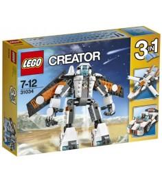 Lego Creator Летающий робот 31034