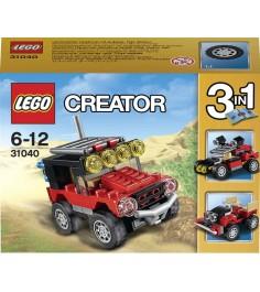 Lego Creator Гонки в пустыне 31040