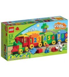 Lego Duplo cчитай и играй 10558