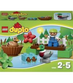 Lego Duplo Уточки в лесу 10581