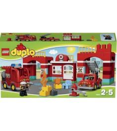 Lego Duplo Пожарная станция 10593