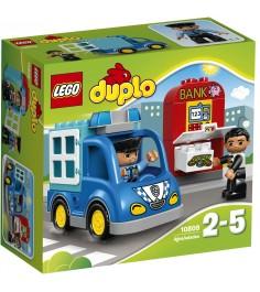Lego Duplo Полицейский патруль 10809