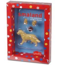Набор для кукольного домика Lundby Пес с щенками LB_60805500